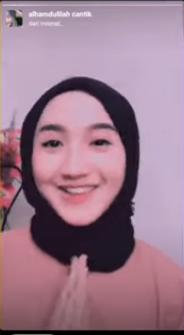 Filter Ig Alhamdulillah Ya Saya Cantik, Begini Cara Dapatnya