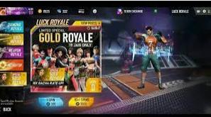 Gold Royale FF Juni 2021, Simak Pejelasaanya Disini