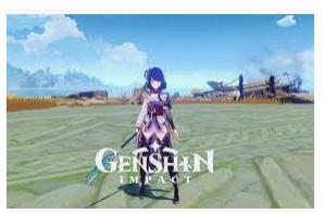 The Catch Di Genshin Impact